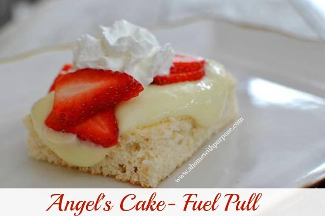 Egg Free Angel Food Cake Mix