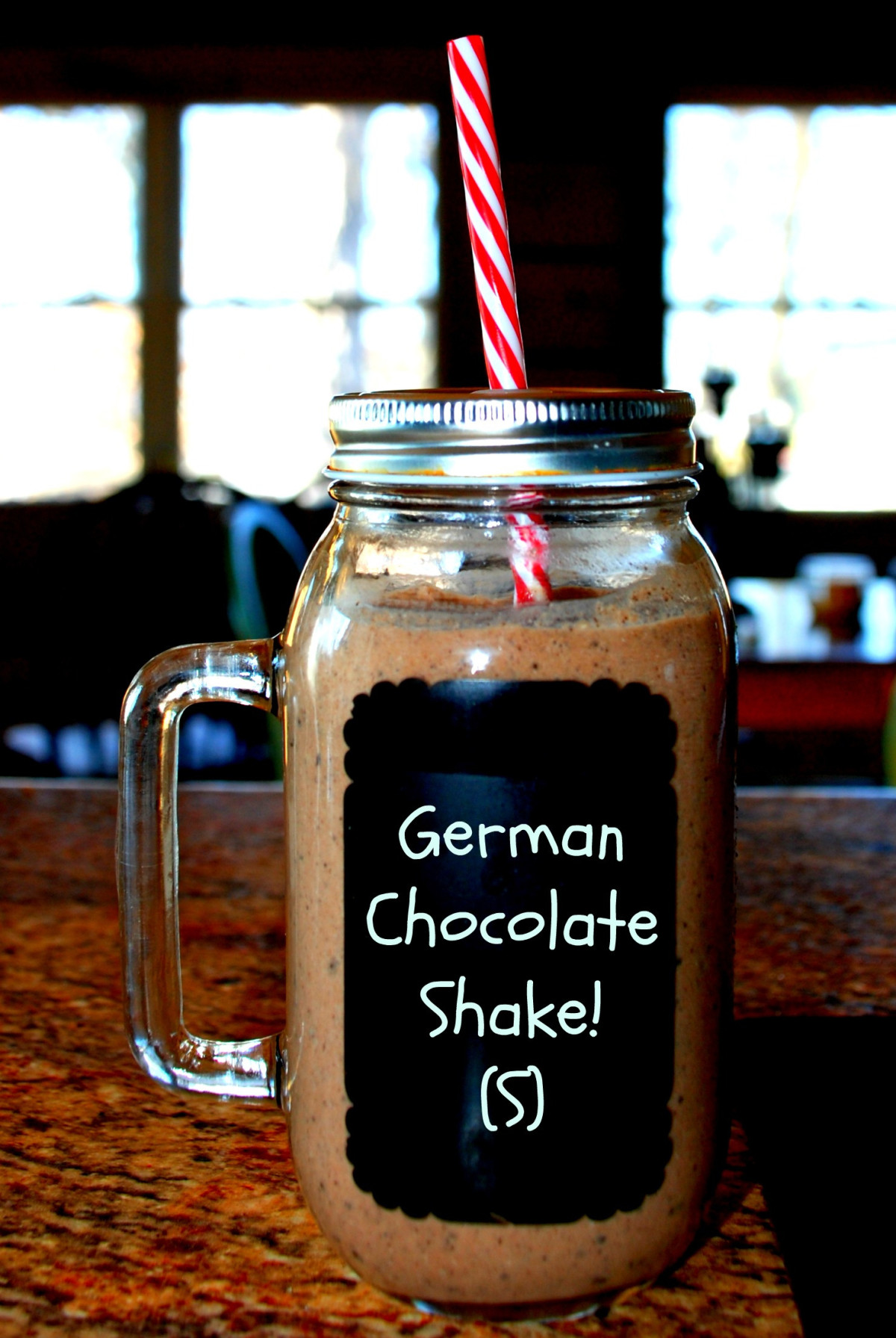 German Chocolate Shake! (S) - A Home with Purpose