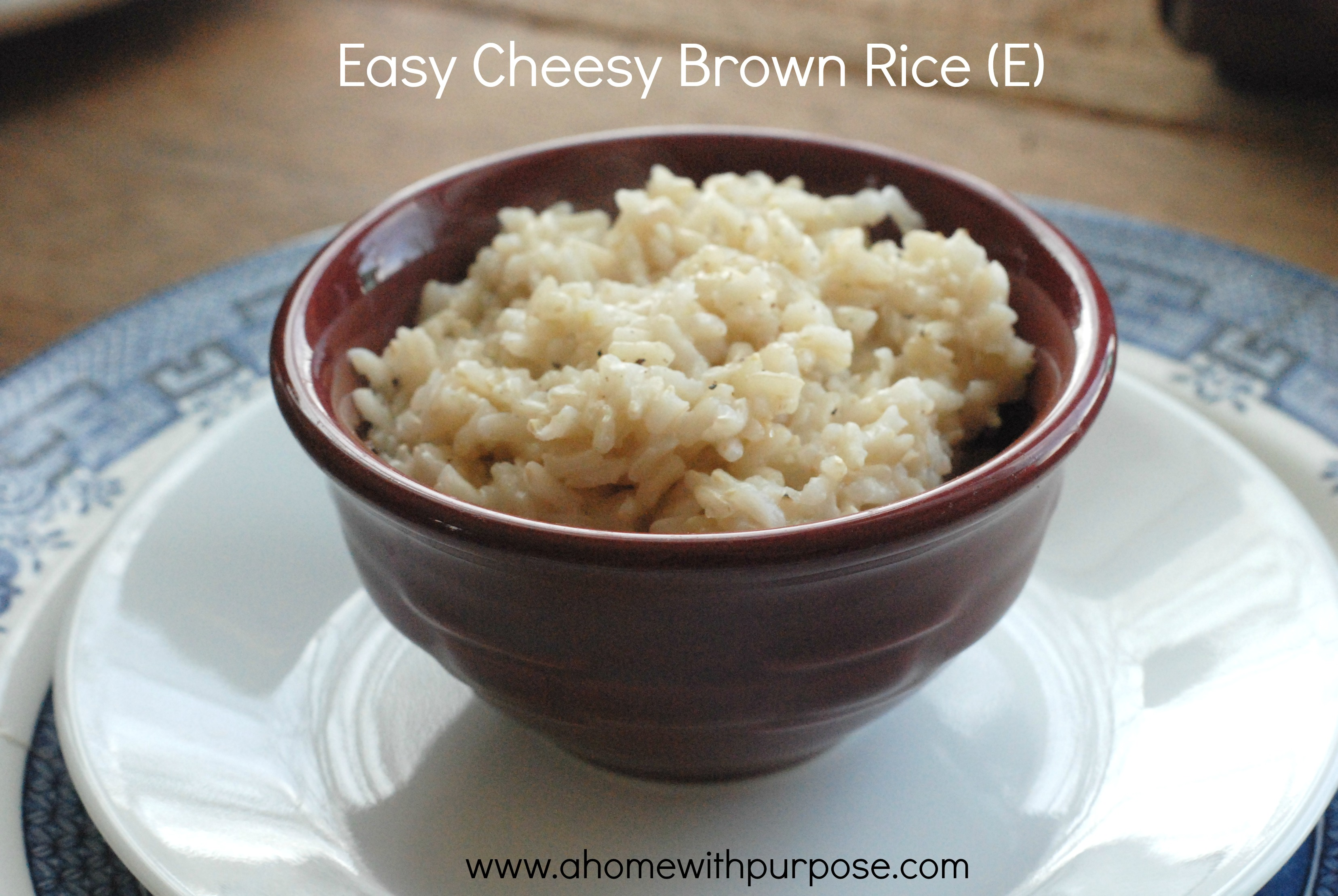 Healthy Brown Rice Recipes Page 2 Halflifetrinfo