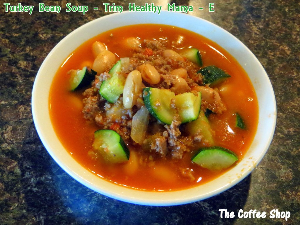 The Coffee House~ Turkey Bean Soup