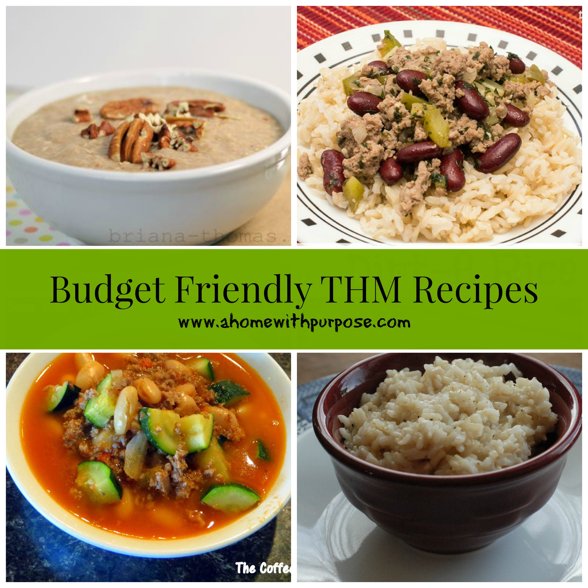 Budget friendly thm recipes a home with purpose budgetfriendlythm forumfinder Gallery