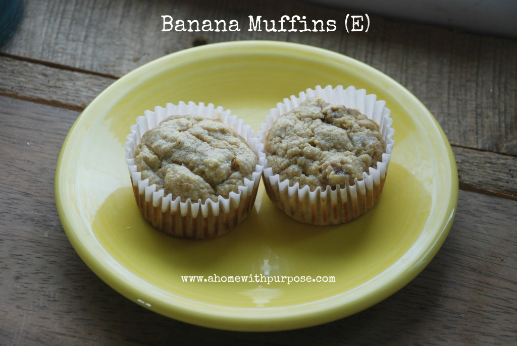 how to make healthy muffins at home