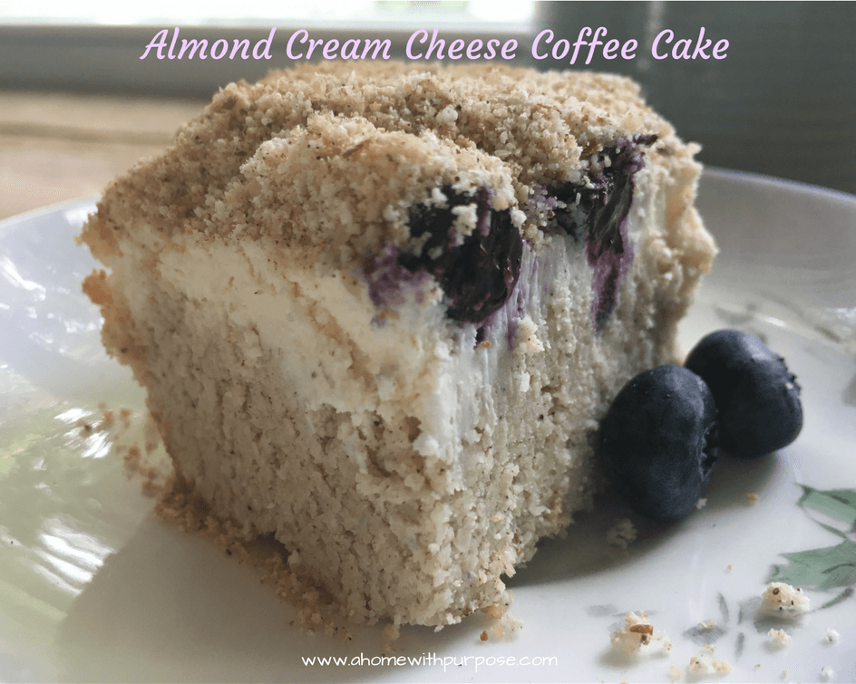 Almond Blueberry Coffee Cake-2