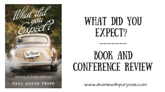 What Did You Expect? -------Book and Conference Review